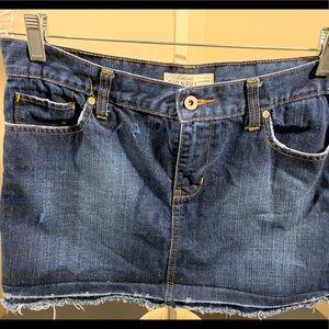 Old Navy Miniskirt